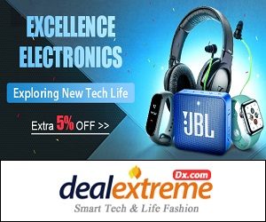 excellence electronics gadget at DX.com