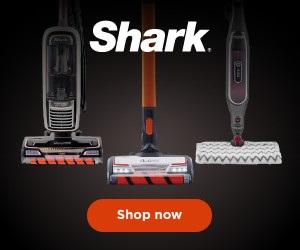 Shark Vacuum designed to make your life easier